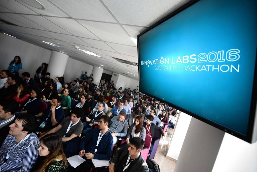 Innovation Labs 2016 anunță câștigătorii Hackathon-ului din București