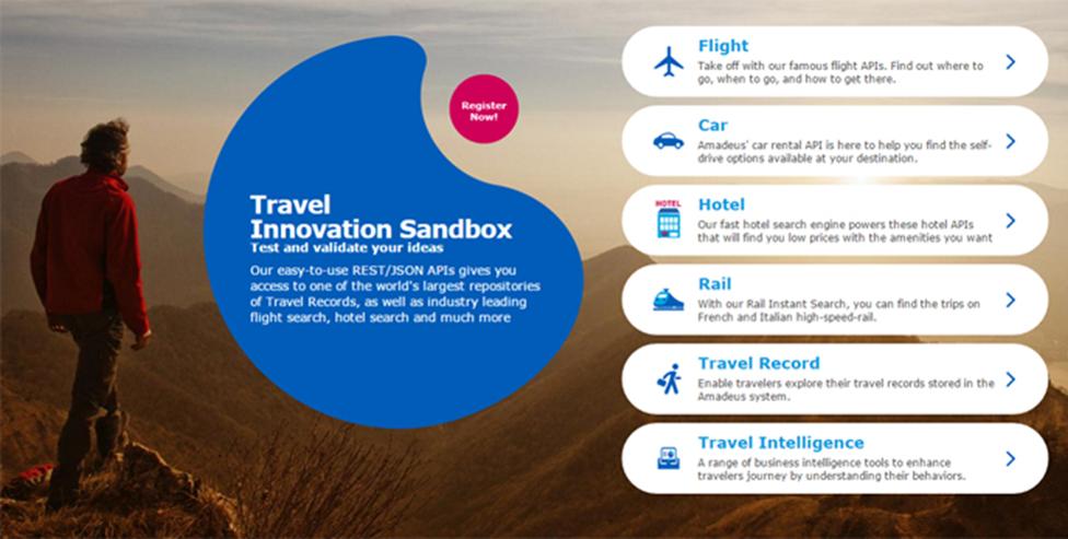 Instrumente noi disponibile pentru dezvoltatorii de aplicații de călătorie și turism